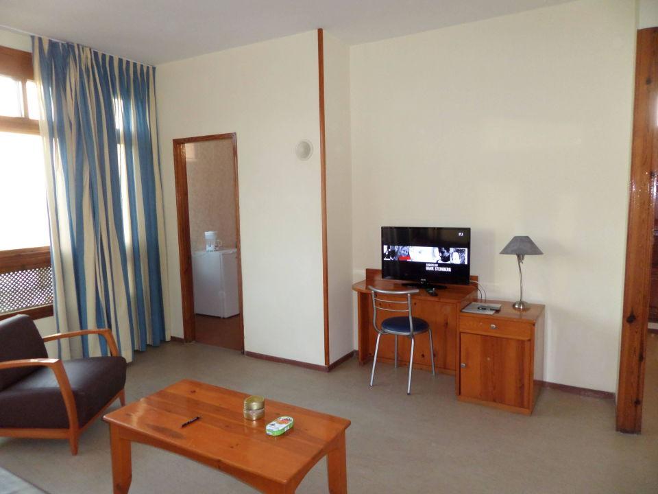 Wohnraum Hotel Playa del Ingles  (Vorgänger-Hotel – existiert nicht mehr)