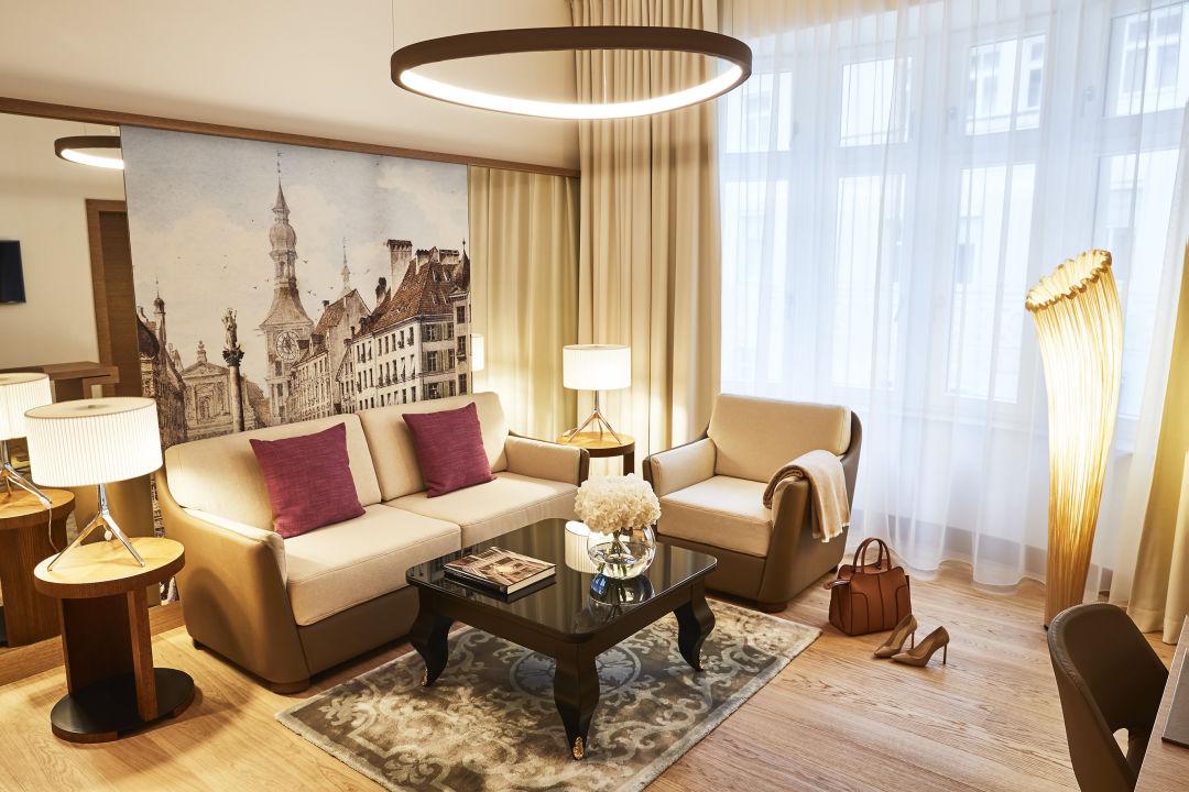 Zimmer Hotel Vier Jahreszeiten Kempinski München