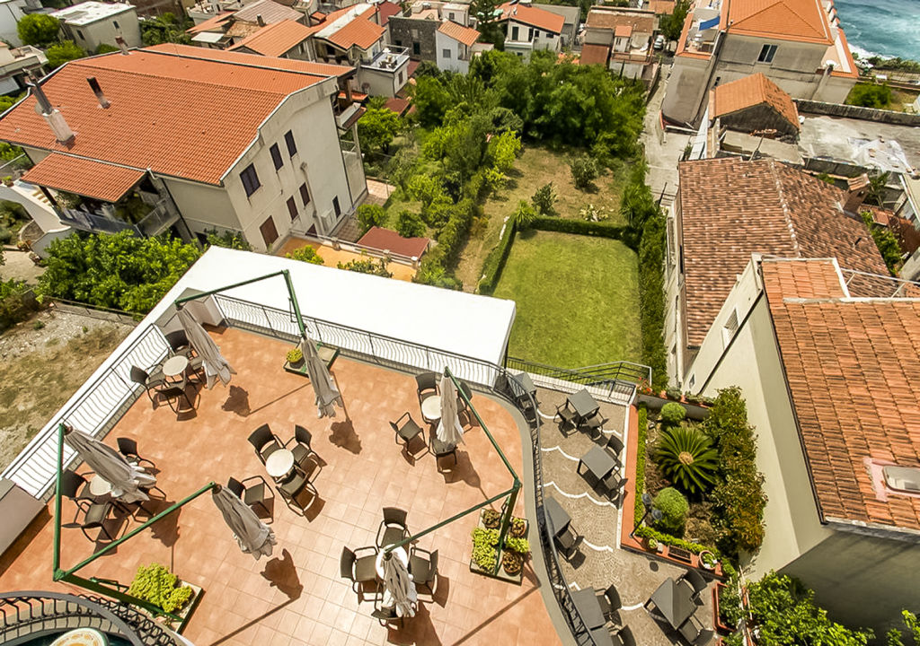 Außenansicht Best Western Hotel La Conchiglia