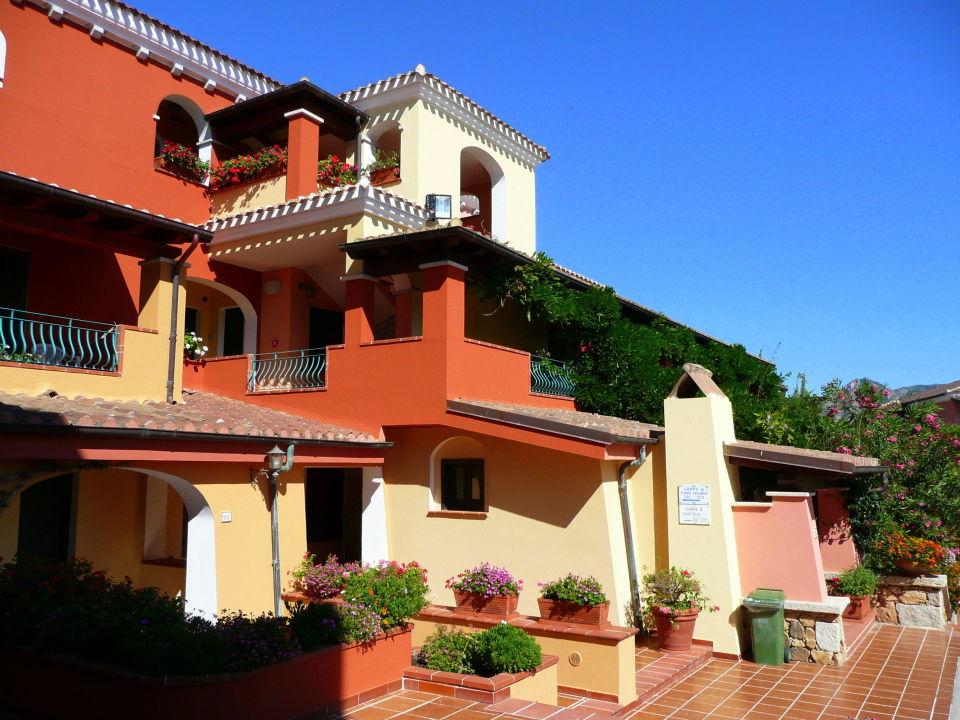 Mein Zimmer ganz oben Club Hotel Torre Moresca
