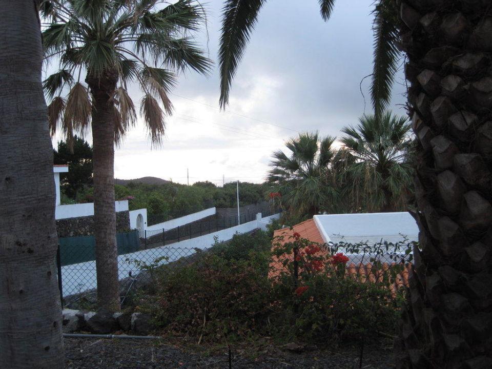 ...aufs Meer Bungalows La Plantacion