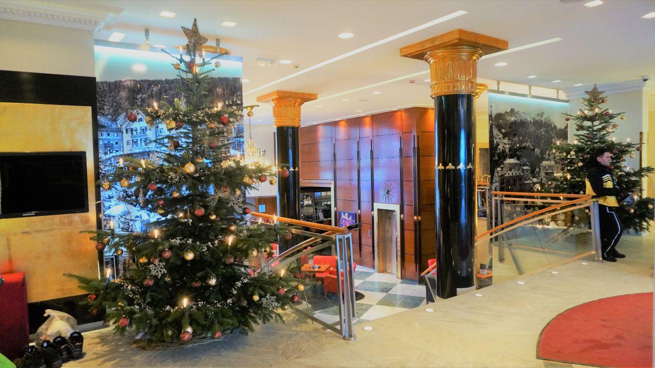 Lobby MONDI-HOLIDAY First-Class Aparthotel Bellevue