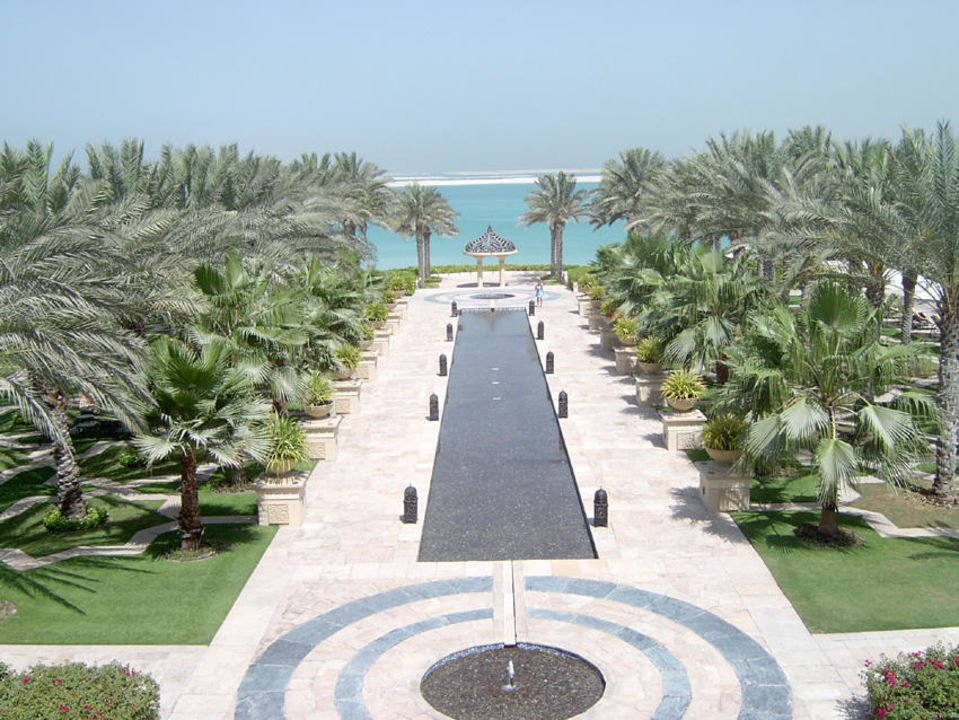 Gartenanlage The Palace Hotel One&Only Royal Mirage - The Palace