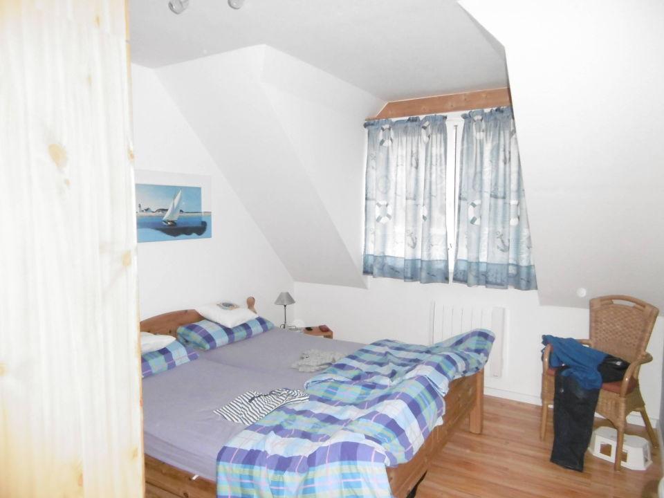 Blaues Schlafzimmer\