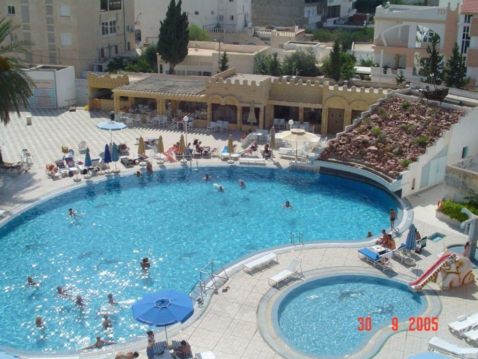 Der Pool Daphne Monastir Center