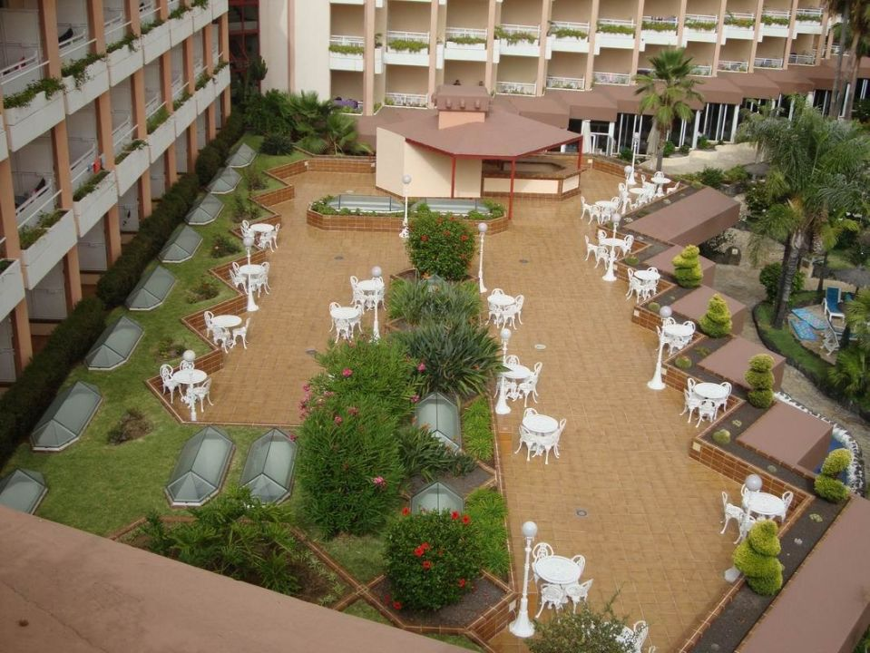 Quot Blick Auf Eine Bar Quot Hotel Puerto Palace In Puerto De La