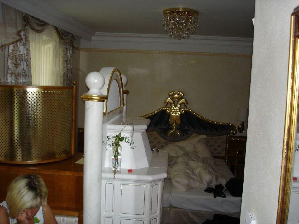 Zimmeransicht Hotel Goldener Adler in Klausen Hotel Goldener Adler
