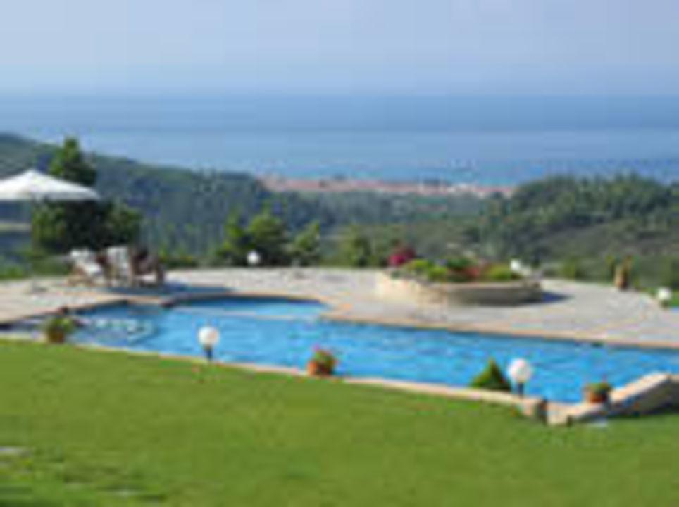 pool Ferienhäuser Villa Theodora