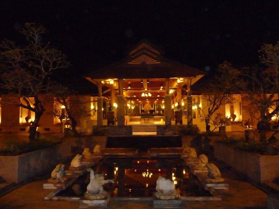 Das Hotel von Vorne Khao Lak Merlin Resort