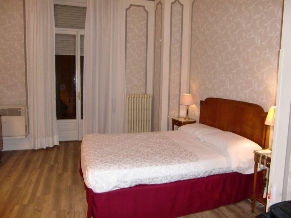 Bett Palace Grand Hotel Varese