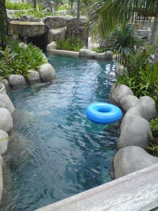 Stromungskanal Centara Karon Resort Phuket Karon Beach