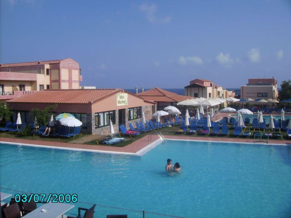 Pool 3 SENTIDO Vasia Resort & Spa