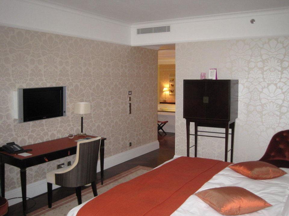 Musterzimmer 446 Hotel Atlantic Kempinski Hamburg