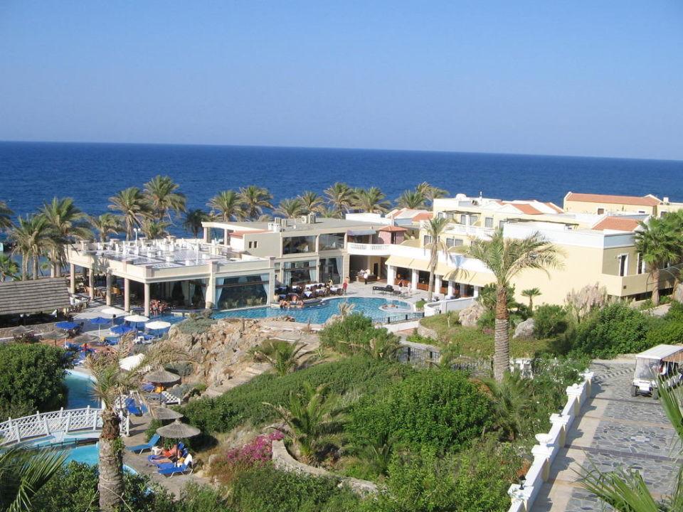 Gartenanlage/Poolanlage Radisson Blu Beach Resort