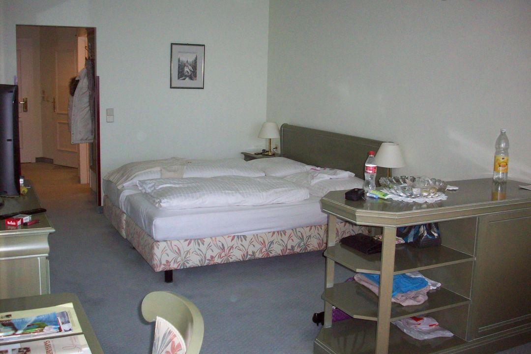 Schönes Zimmer Hotel Panhans