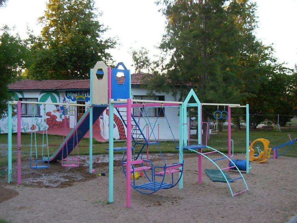 Der Kinderspielplatz Hotel Sidelya Club