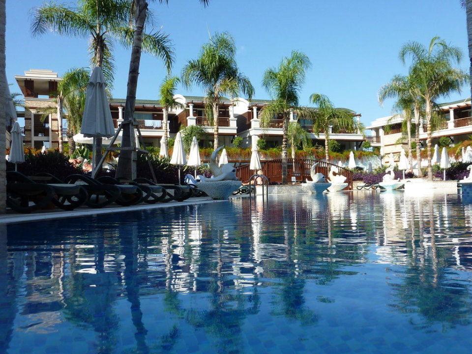 Pool Sunis Kumköy Resort Hotel & Spa
