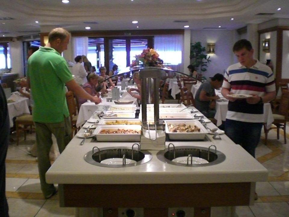 Essen Aegean Melathron Thalasso Spa Hotel Kallithea