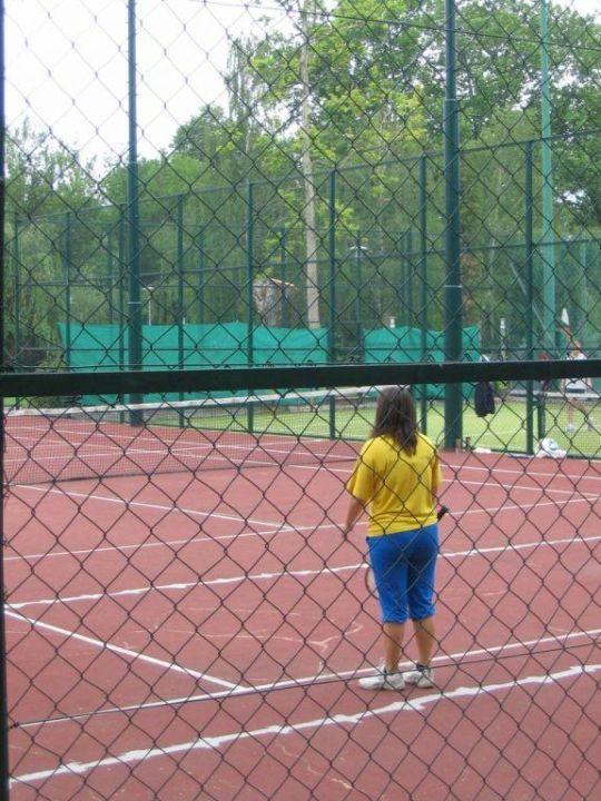 Tennis court Hotel Holiday Beach Budapest