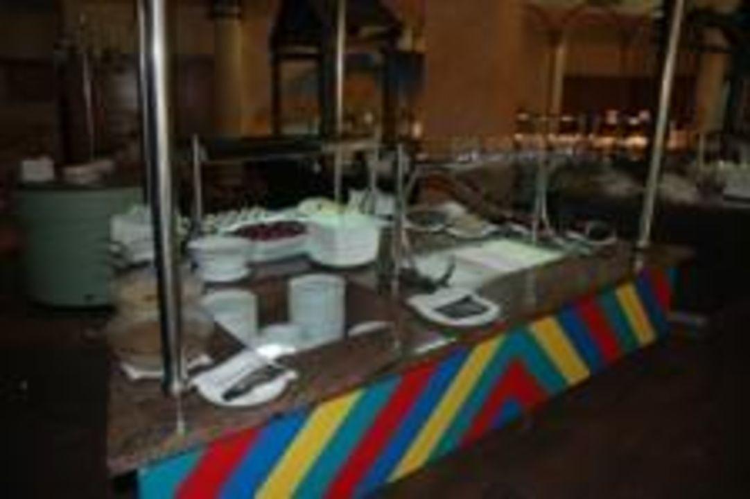 Buffet Dessert Hotel Cordial Mogán Playa