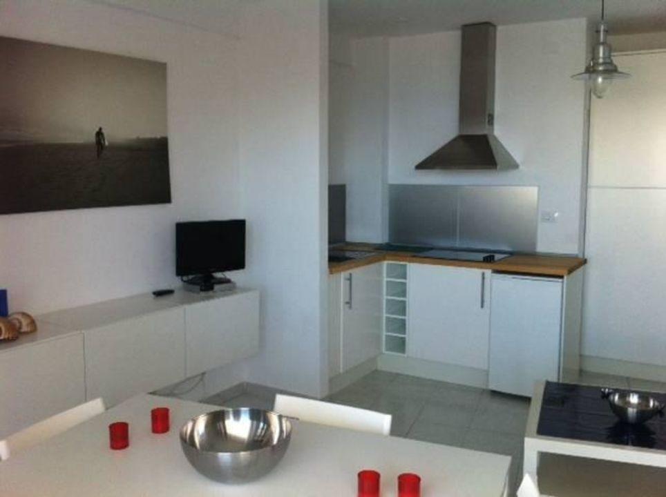 Wohnzimmer 15 Apartments Delfin Playa