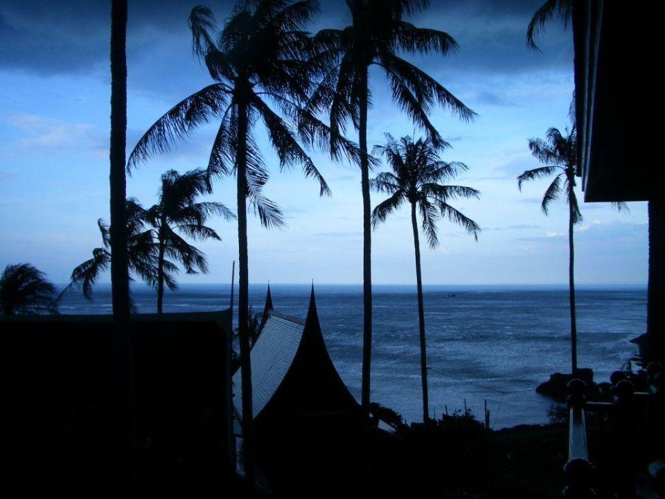 Ein Sturm kommt auf Q Signature Samui Beach Resort