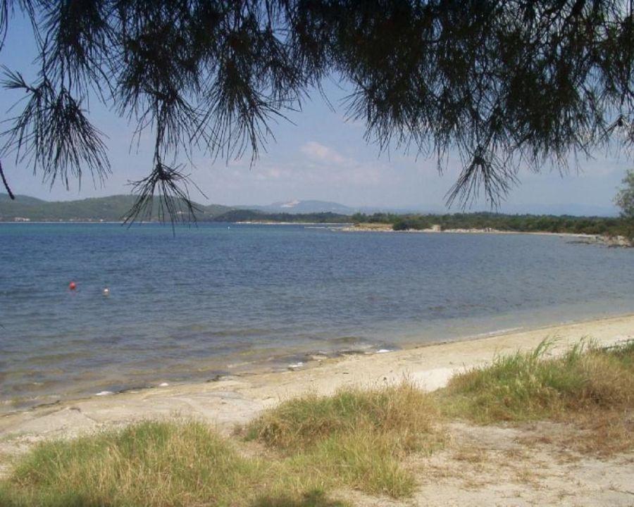 Strand Vourvourou Ekies All Senses Resort