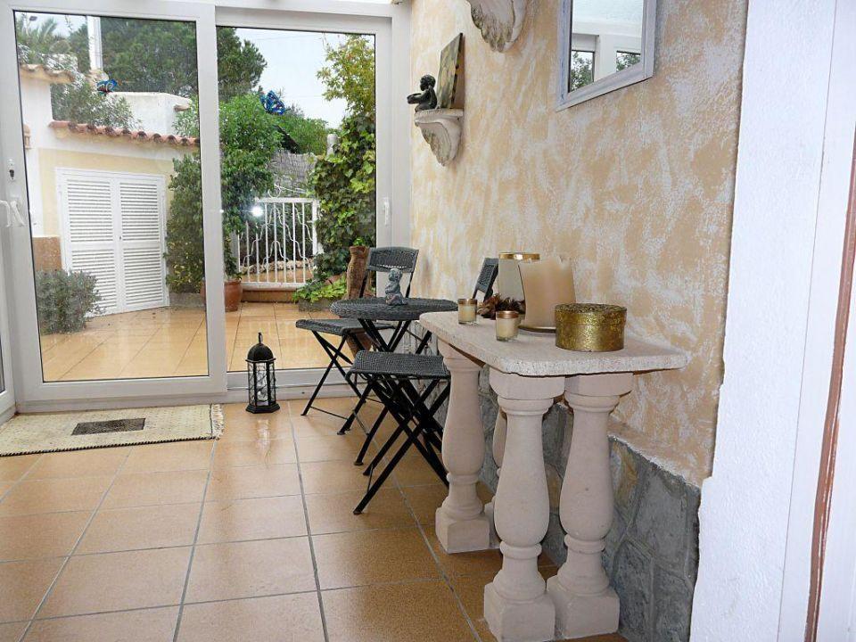 Casa fantastica eingang windfang villa casa fantastica - Casa fantastica ...