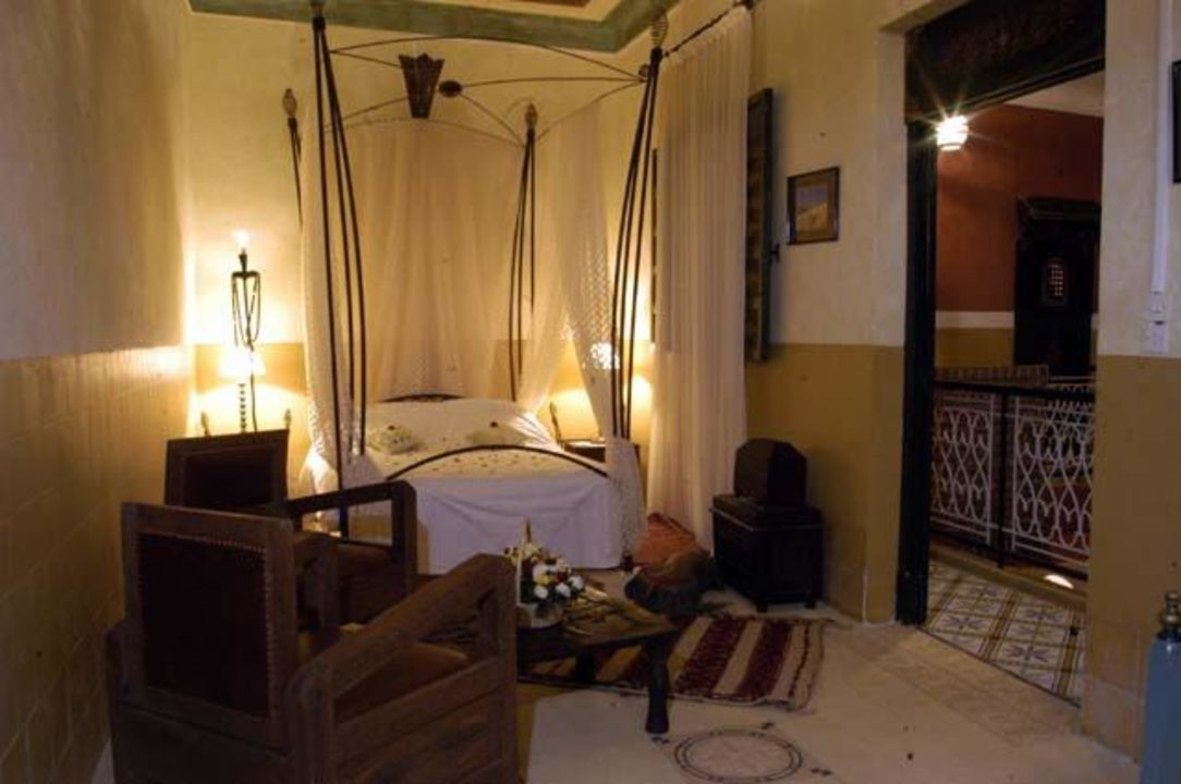 Chambre Baldaquin Hotel Riad Étoile Du Sud & SPA