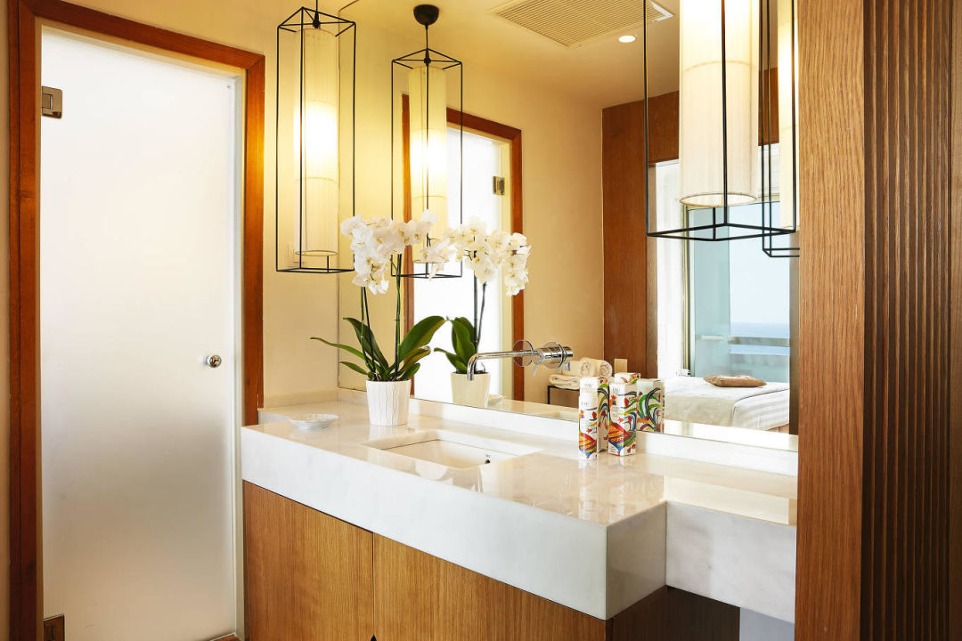 Superior-Family-Guestroom mit en suite Badezimmer\