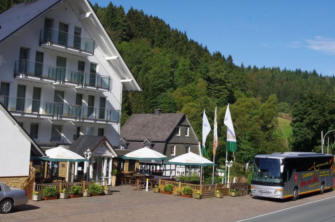 haus am stein haupteingang hotel haus am stein winterberg holidaycheck nordrhein. Black Bedroom Furniture Sets. Home Design Ideas