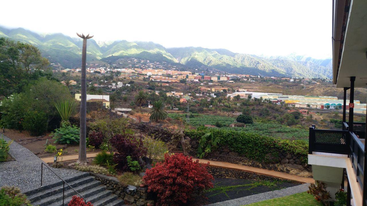 Gartenanlage Apartamentos Miranda