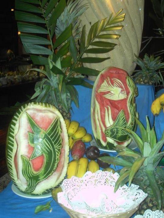 Abendbuffet Hotel Riu Tequila