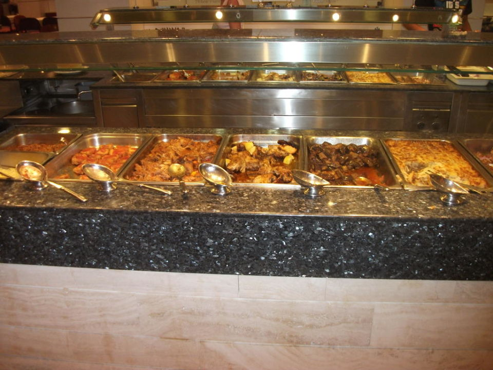Griechisches Buffet Hotel Esperos Palace