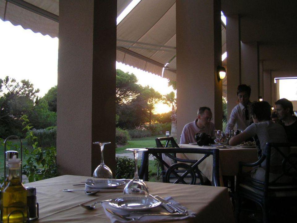 Ausblick vom Restaurant aus Hotel Valentin Sancti Petri