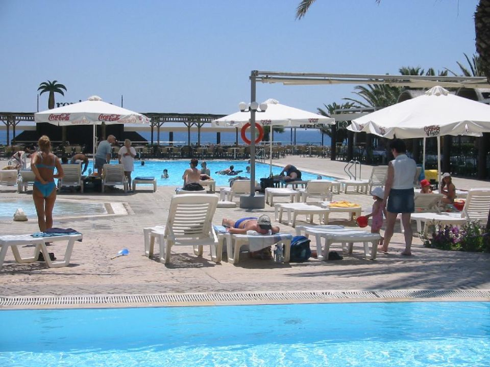 Esperides Family Resort - Poolanlage Hotel Esperides Beach/Family Resort
