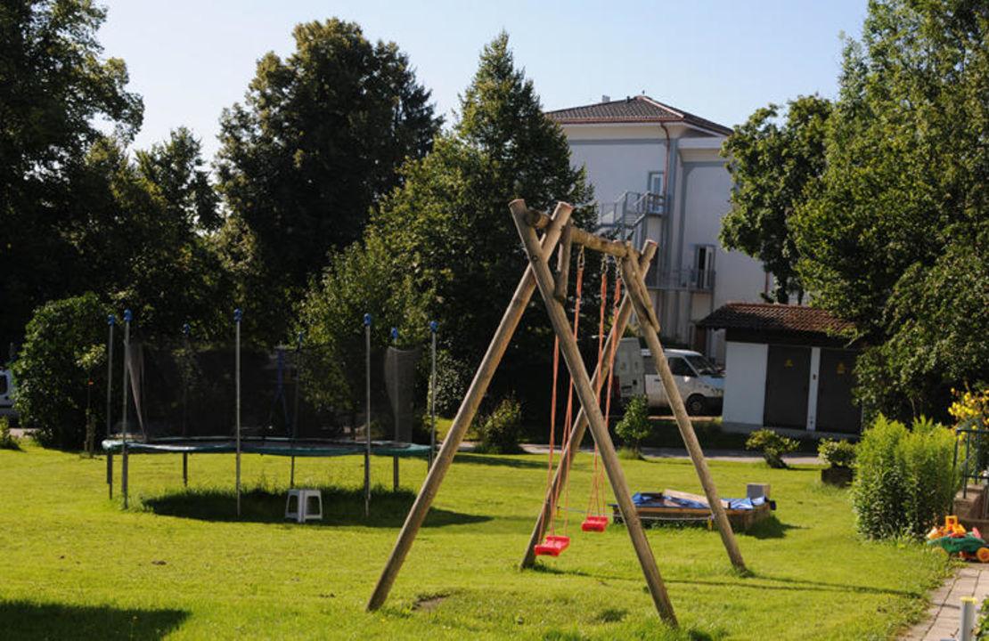 Spielplatz am Wimmerhof in Ising im Chiemgau Wimmerhof Ising