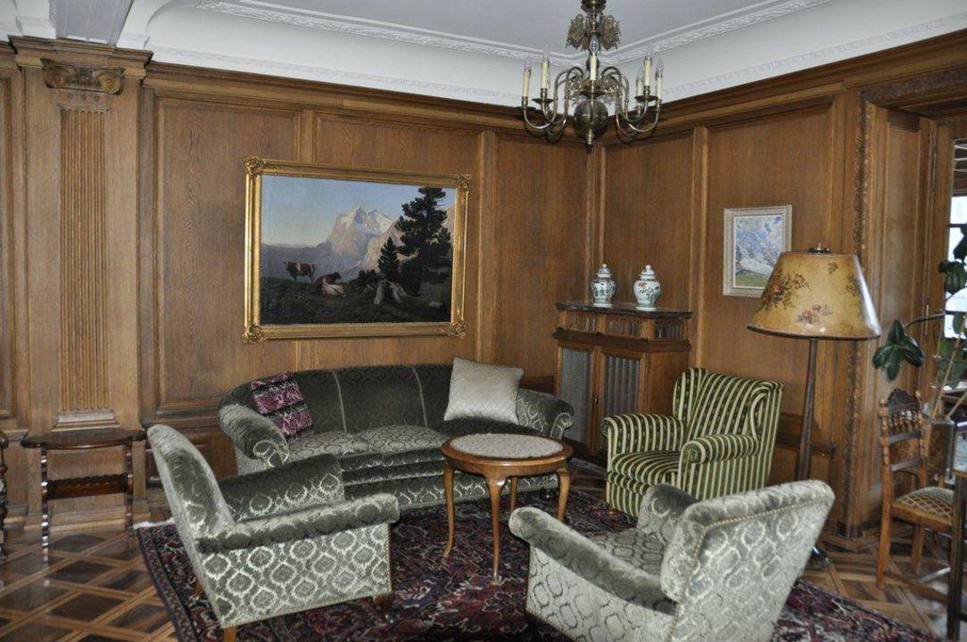 aufenthaltsraum hotel bellevue des alpes kleine scheidegg holidaycheck kanton bern schweiz. Black Bedroom Furniture Sets. Home Design Ideas