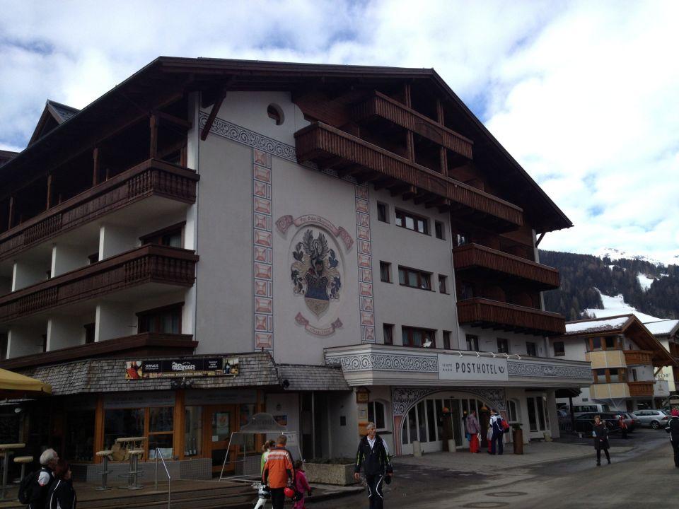 Post Hotel Serfaus