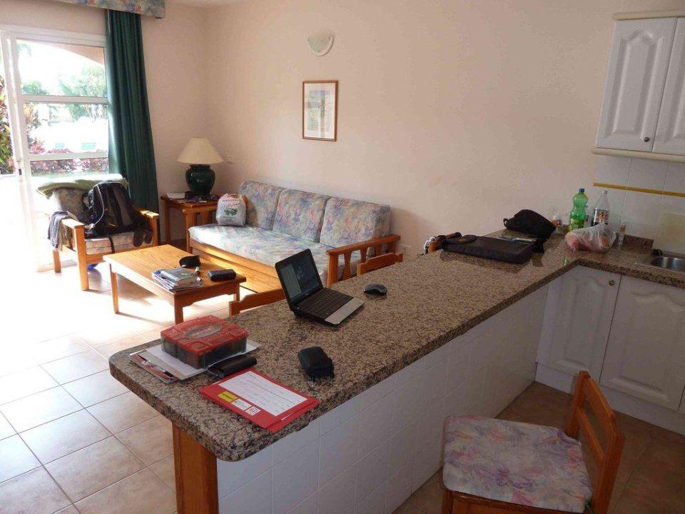 k chentheke aparthotel jardin del conde in valle gran. Black Bedroom Furniture Sets. Home Design Ideas
