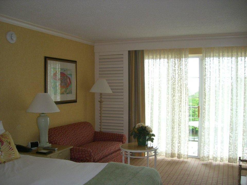 Unser Zimmer Hotel The Fairmont Southampton Princess