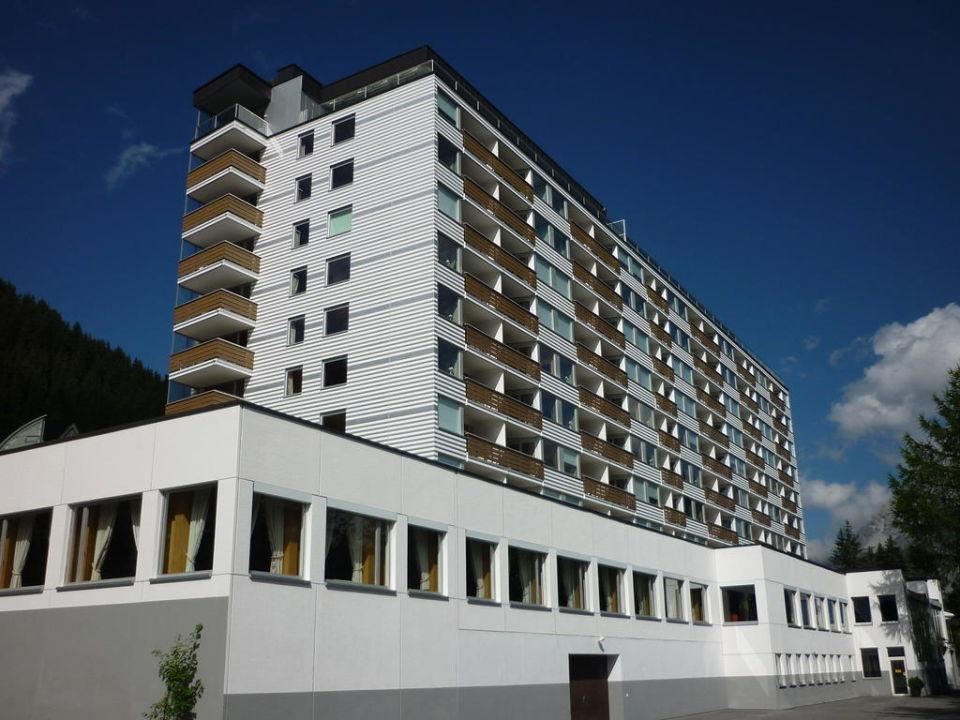 Arosa Grand Hotel Tschuggen Ch