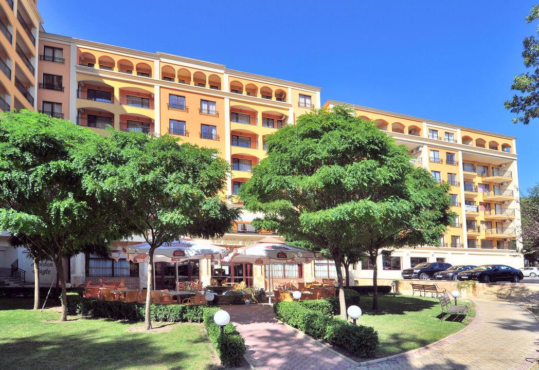 Außenansicht Hotel Paradise Green Park