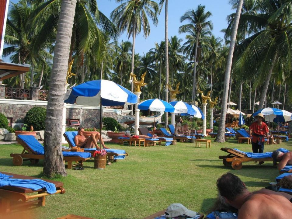 Urlaub! Santhiya Tree Koh Chang Resort