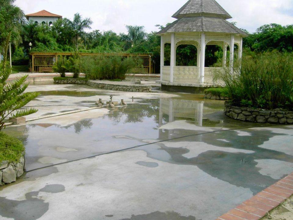 Teich IBEROSTAR Hotel Hacienda Dominicus