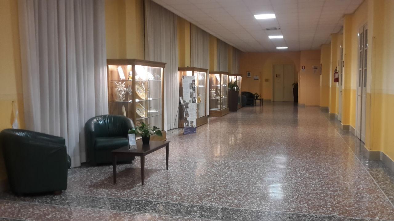 Vitrinen Casa La Salle