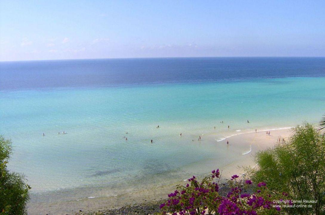 Blick zum Strand SBH Club Paraiso Playa