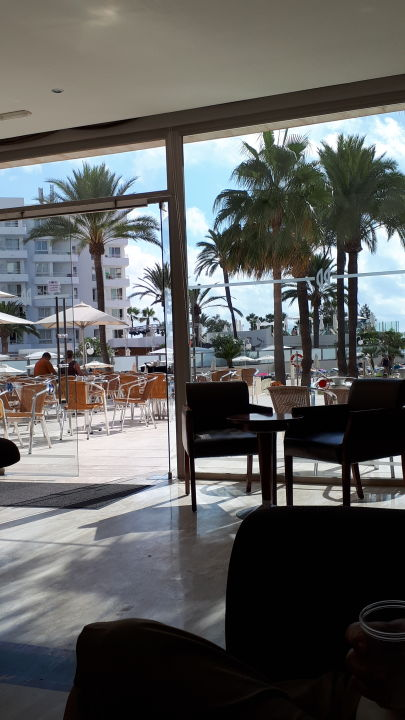 Lobby Aparthotel Playa Dorada