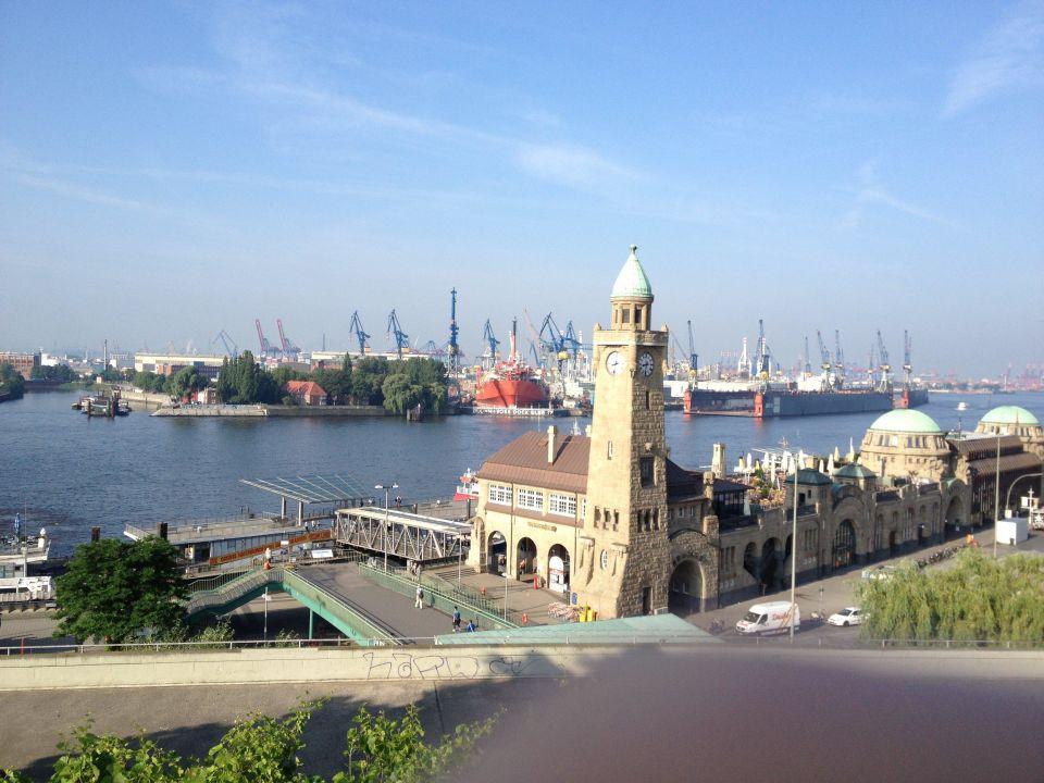Hotel Im Hamburger Hafen