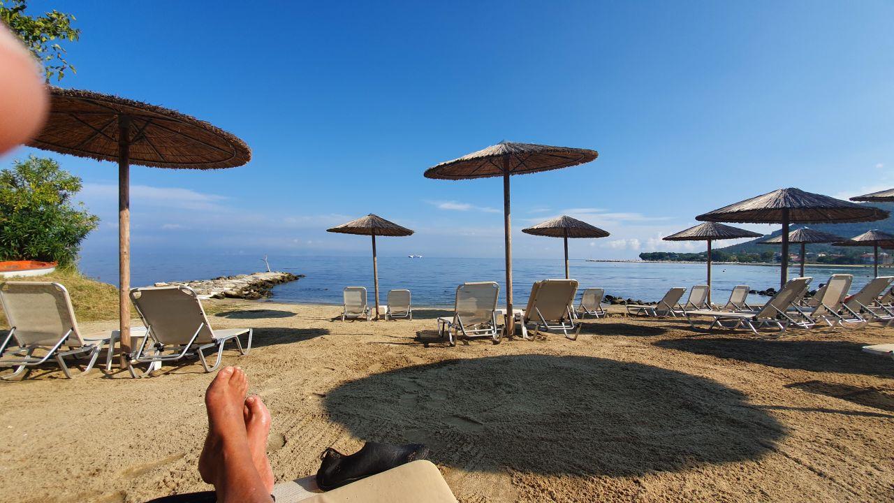Ausblick Hotel Aegean Sun